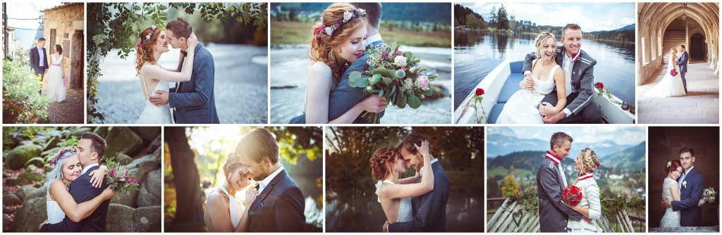 Stefanie Anderson Fotografie Collage