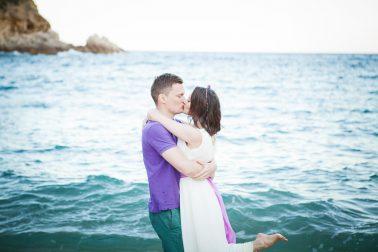 Afterwedding Shooting Tossa de Mar