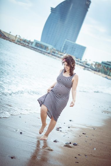 schwangere-am-strand