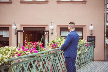 Hochzeit am Schloss Ettlingen