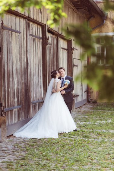 Hochzeit im Schloss Bauschlott