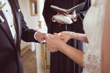 Kirchliche Hochzeit Hüffenhard