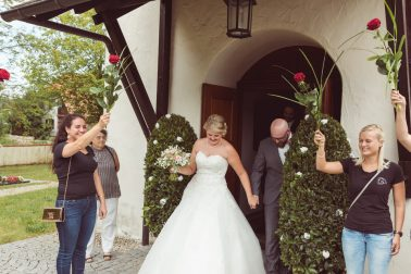 Kirchliche Trauung Lauterach Hochzeit Schwäbische Alp