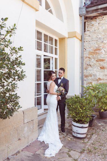 Kirchliche Trauung Schloss Heinsheim Hochzeit Sinsheim