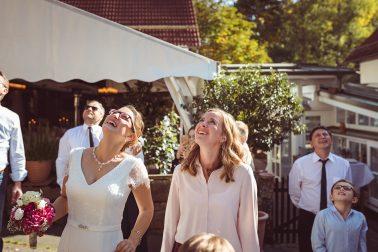 Hochzeitsfeier Heidersbacher Mühle Mosbach