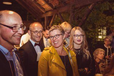 Hochzeitsfeier in Traunstein im Leonrod