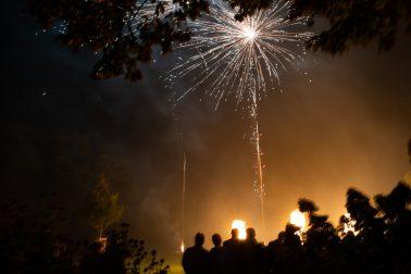 Feuerwerk Hochzeit Luisenpark Mannheim