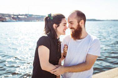 Verlobungsshooting-Stockholm