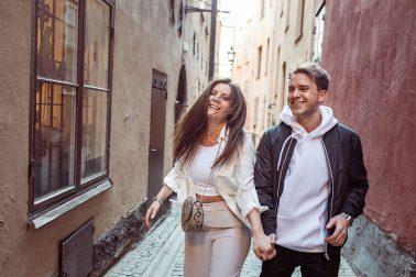 Engagementshooting Stockholm