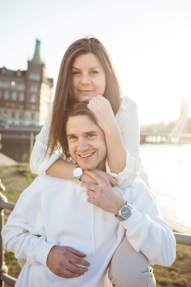 Paarshooting Stockholm