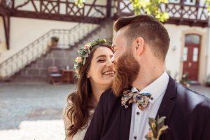 Standesamtliche Hochzeit im Schloss Eller Düsseldorf