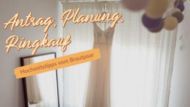 Brautpaar Interview - Tipps zur Hochzeitsplanung