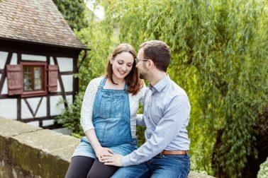 Babybauchshooting in Maulbronn