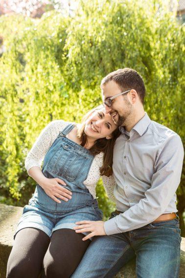 Schwangerschaftsshooting in Maulbronn