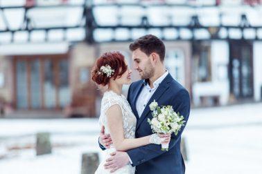 Winter Hochzeit im Kloster Maulbronn