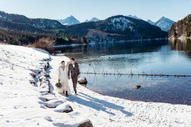 Destination Hochzeit Schloss Neuschwanstein