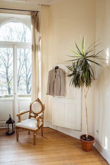 Hochzeitsanzug aus Leinen the Bloke Villa Kalles