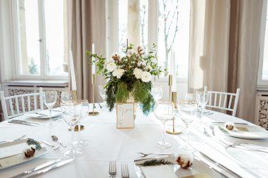 Deko Inspiration Elegante Winterhochzeit Villa Kalles