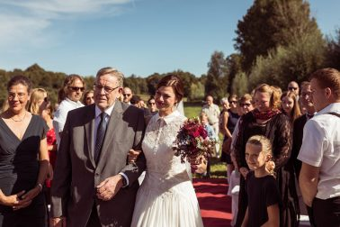 Freie Trauung auf Gut Diepensiepen in Ratingen
