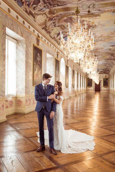Heiraten im Schloss Ludwigsbug
