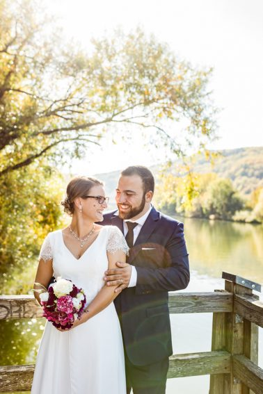 Heiraten in der Heidersbacher Mühle in Mosbach