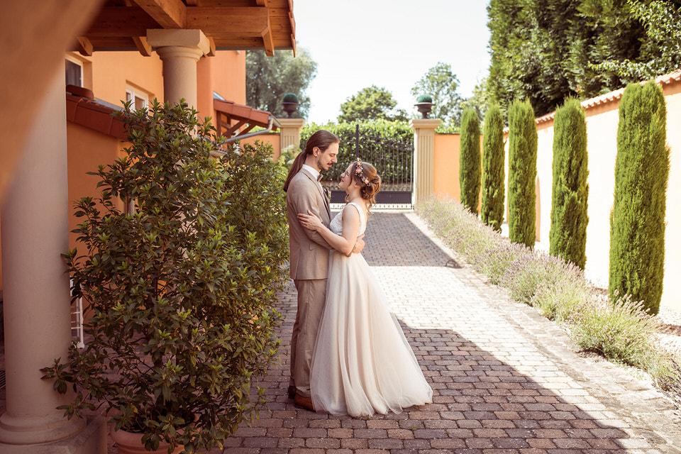 Heiraten in der Villa Schönborn