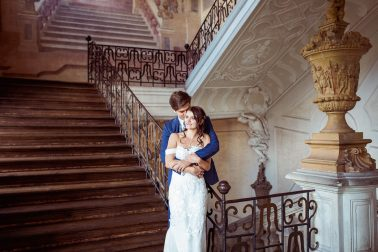 Hochzeit im Schloss Ludwigsbug
