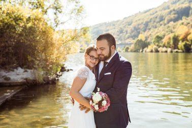 Hochzeit in der Heidersbacher Mühle in Mosbach