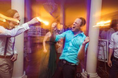 Hochzeitsfeier in der Villa Schönborn