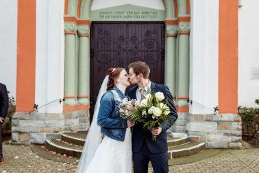 Kirchliche Hochzeit in Heeren