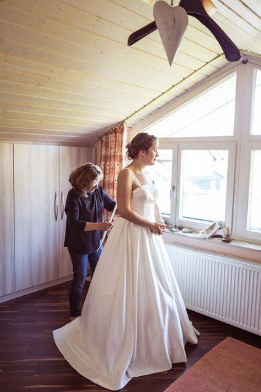 Vintage Hochzeit in Knittlingen