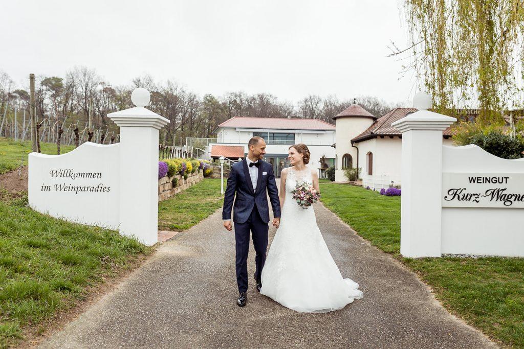 Heiraten Weingut Kurz Wagner Kirchheim am Neckar bei Stuttgart