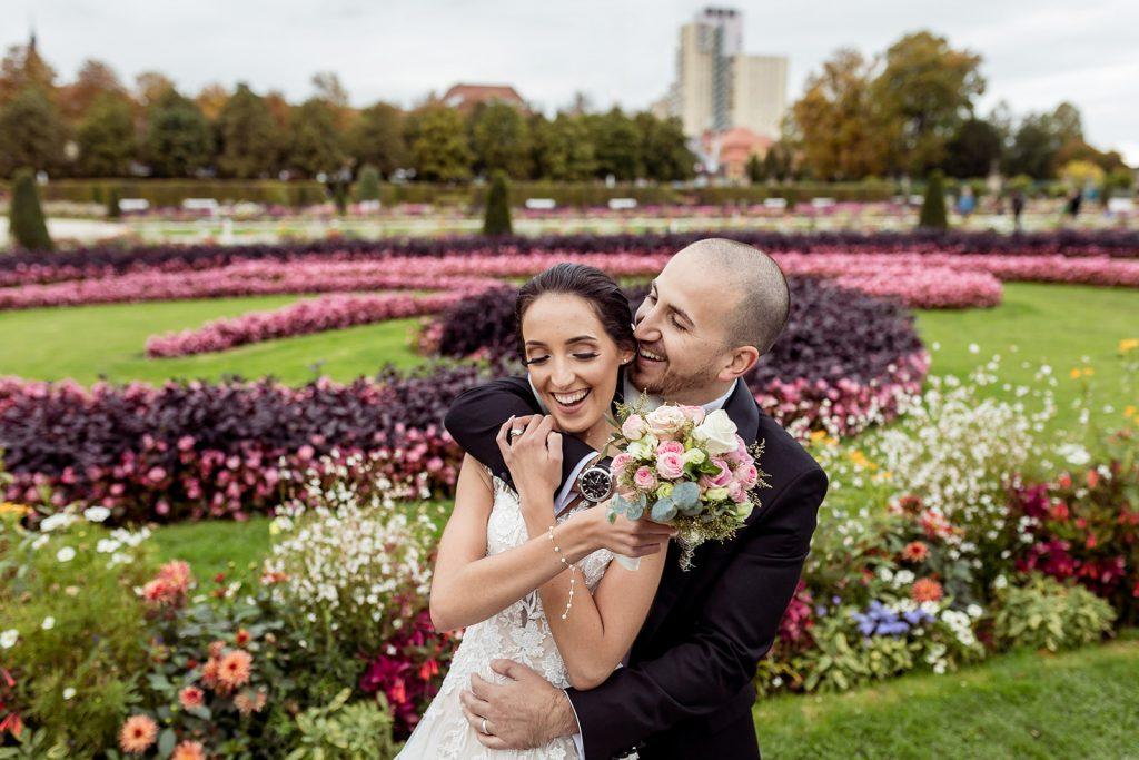 Heiraten im alten Reitstall in Ludwigsburg