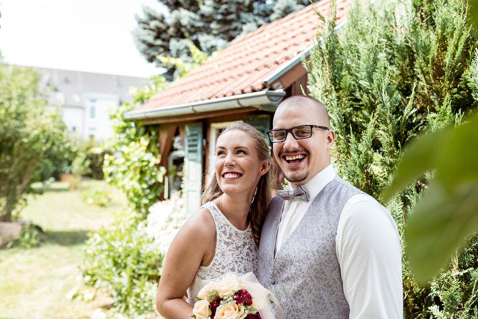 Heiraten im Aletn Schloss in Neuhausen auf den Fildern