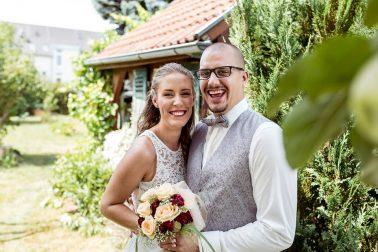 Heiraten im Alten Schloss in Neuhausen auf den Fildern