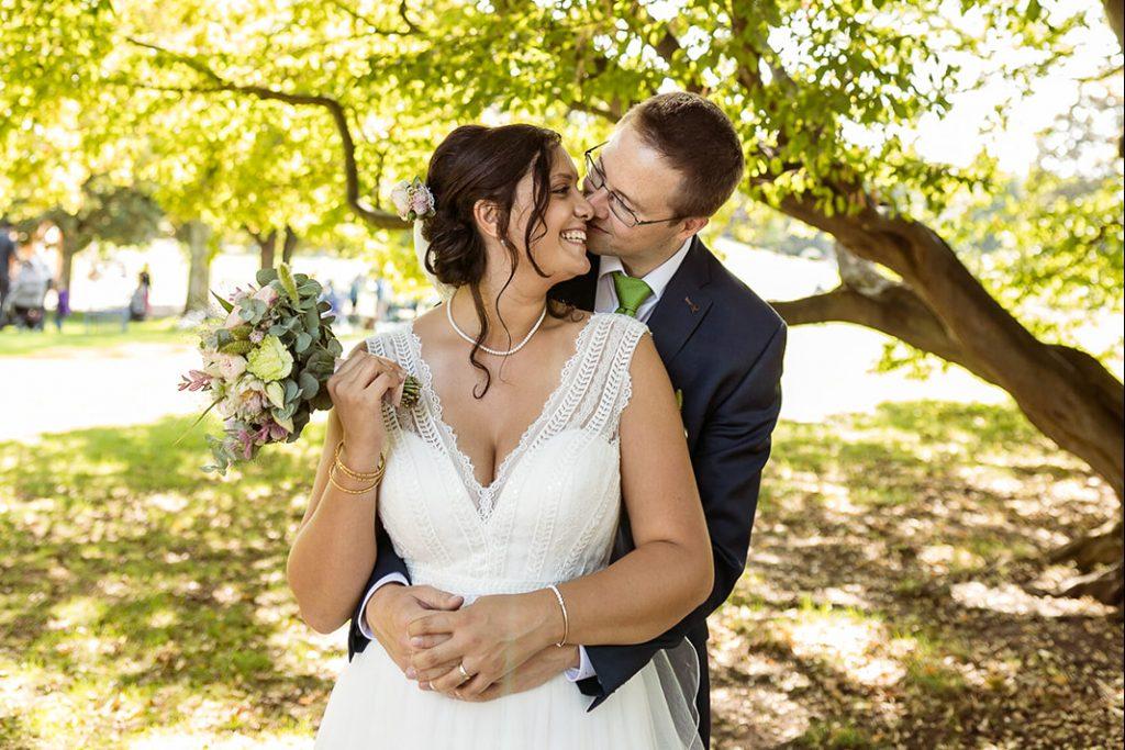 Heiraten im Luisenpark Mannheim