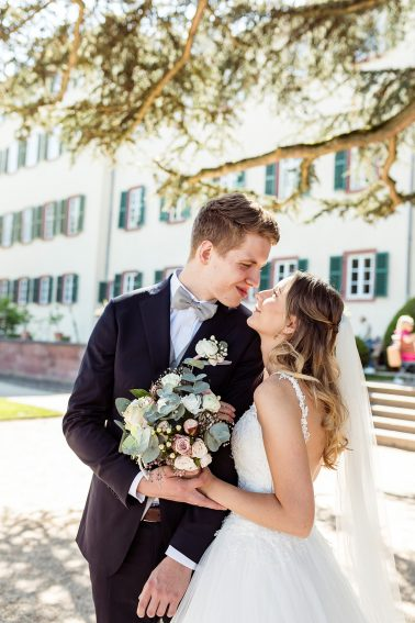 Heiraten im Schloss Bad Homburg