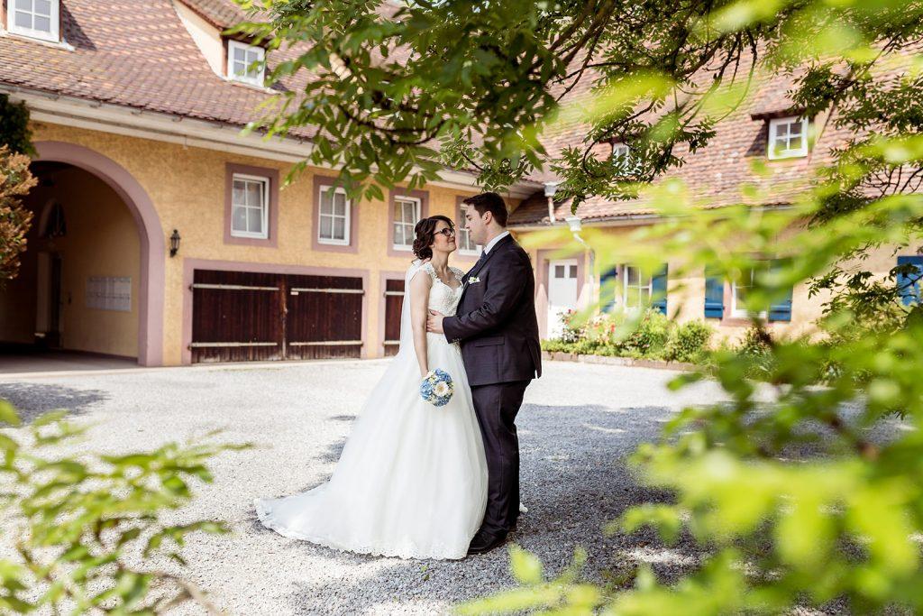 Heiraten im Schloss Bauschlott