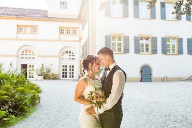 Heiraten im Schloss Neuhaus Sinsheim