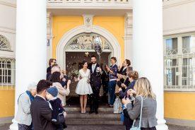 Heiraten im Standesamt in der Mandelstraße München