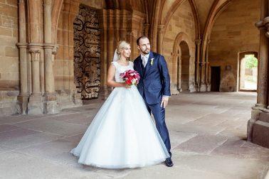 Heiraten i der Sankt Leonhardskirche Knittlingen
