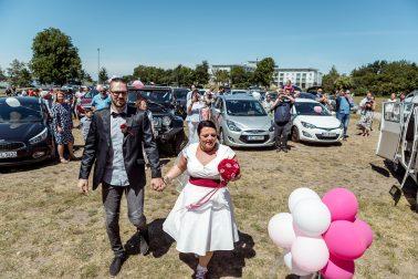 Hochzeit im Autokino Wesel