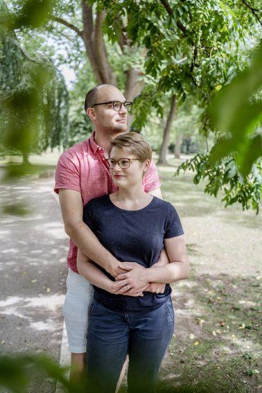 Fotograf Engagementshooting in Düsseldorf Zoo