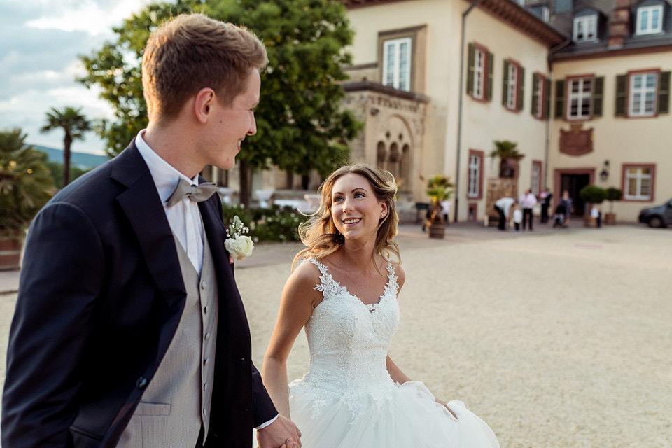 Heiraten Schloss Bad Homburg