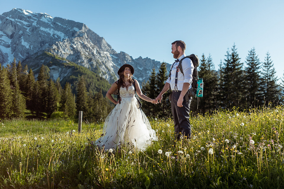 Heiraten am Watzmann