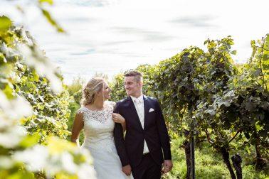 Hochzeitsfotograf am Deutschen Weintor Schweigen Rechtenbach