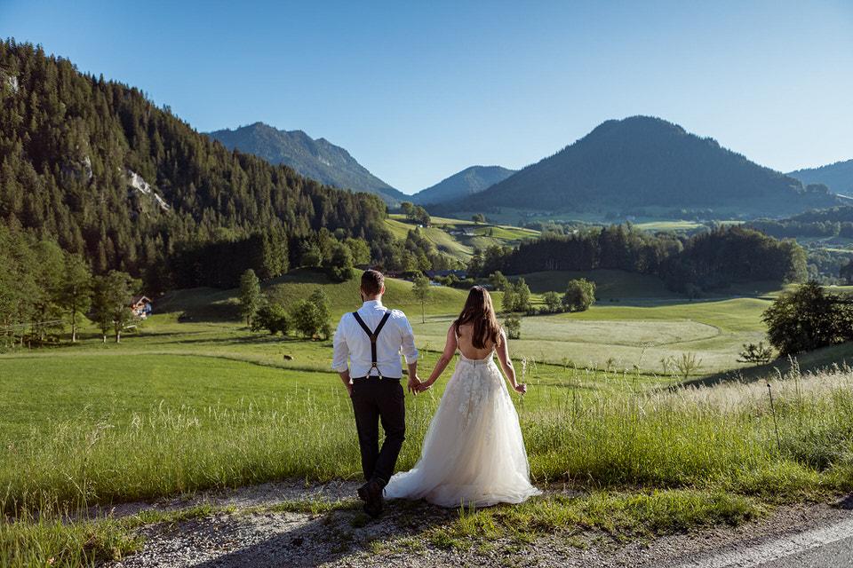 Heiraten in Schönau am Königssee