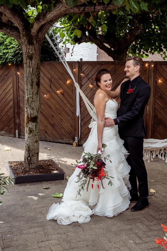 Hochzeit im Alten Zollhaus Zons