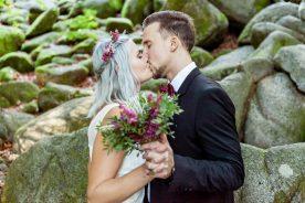 Hochzeitsfotograf Frankfurt Taunus Felsenmeer