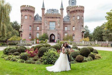 Hochzeitsfotograf Heiraten im Schloss Moyland
